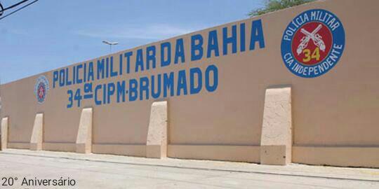 34ª Companhia Independente de Polícia Militar comemora o 20º aniversário