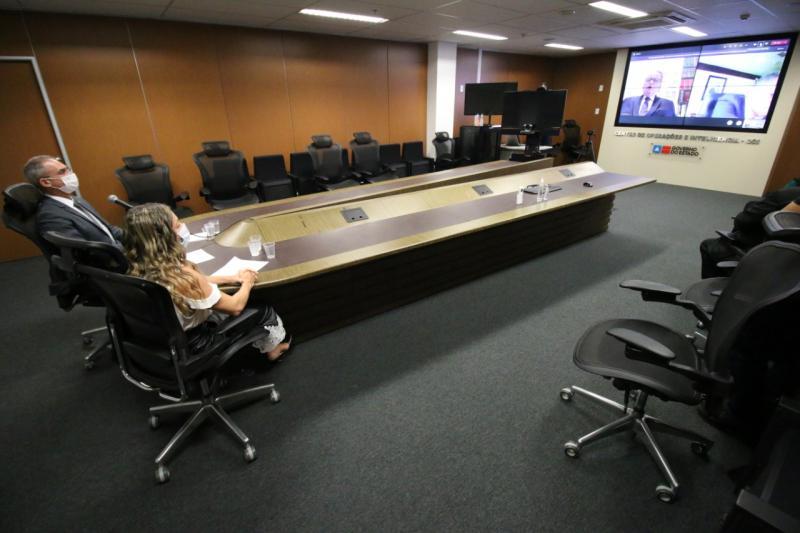 Rui Costa empossa novas cúpulas da SSP e da Polícia Civil da Bahia