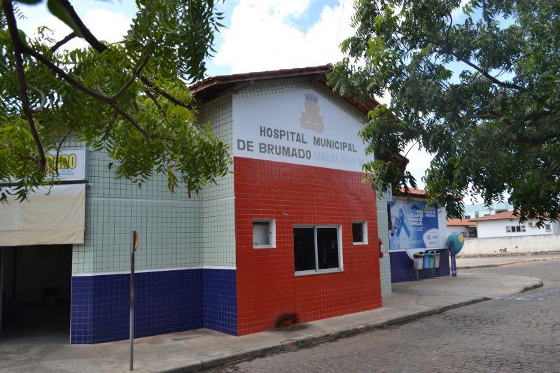 Brumado: Homem é detido acusado de agredir o próprio pai e danificar dependências do Hospital Regional