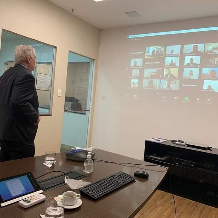 Solenidade virtual marca diplomação de prefeitos e vereadores eleitos das cidades de Guanambi e Candiba
