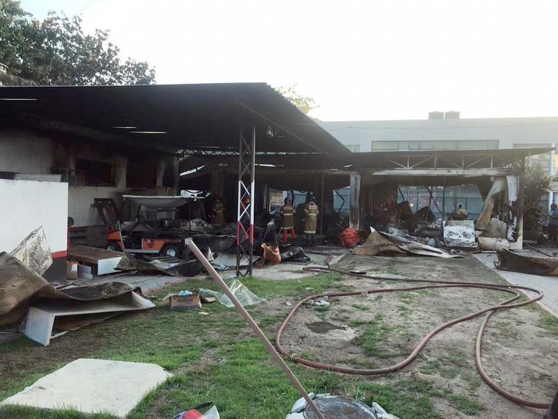 Incêndio no alojamento do Flamengo deixa 10 mortos e 3 feridos