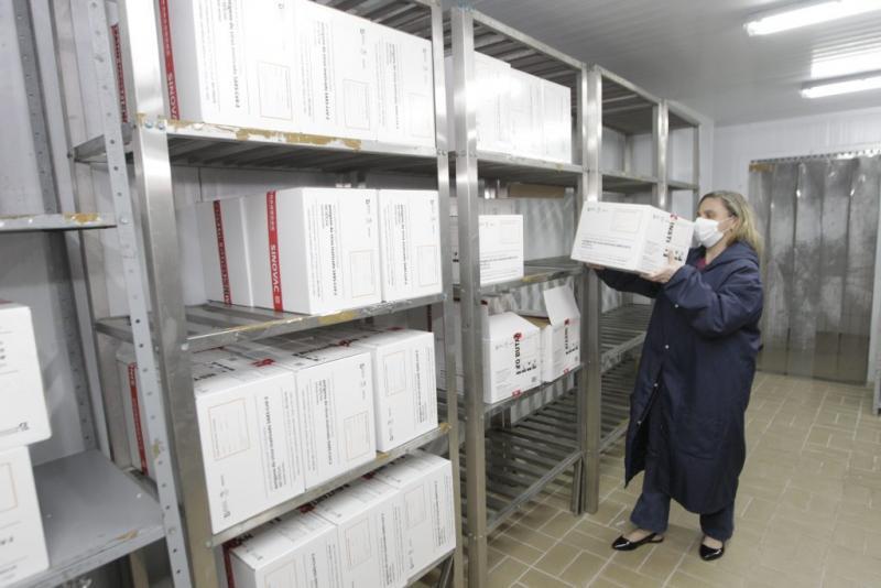 Chegada de 54.600 doses da CoronaVac leva Bahia a atingir mais de meio milhão de vacinas recebidas