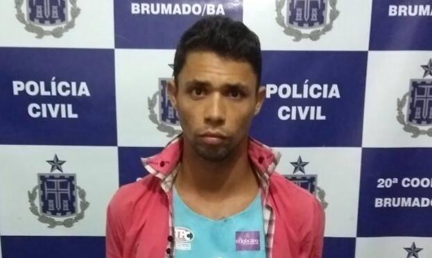 Polícia Civil prende homem que arrombou loja em Brumado; ele já responde por outros crimes