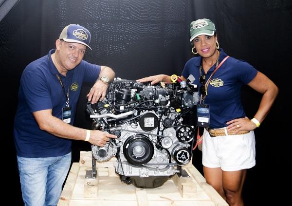 Empresário brumadense participa do lançamento da Amarok V6 em Salvador