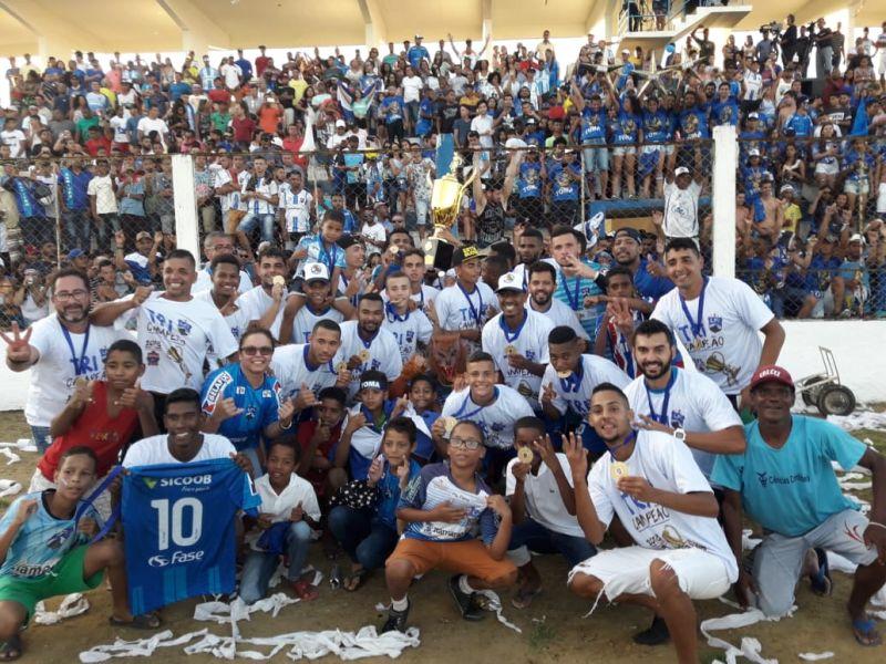 Itamaraju vence Itapetinga nos pênaltis e é Campeã do Campeonato Intermunicipal