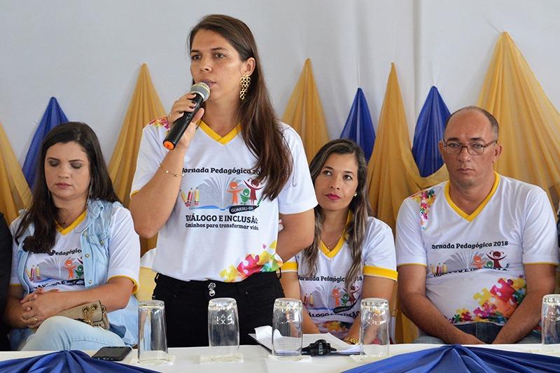 GUAJERU: PREFEITURA PAGA ABONO SALARIAL AOS PROFESSORES EFETIVOS DA REDE MUNICIPAL DE EDUCAÇÃO