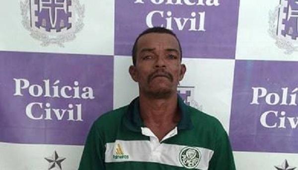 Polícia Civil prende homicida em Brumado
