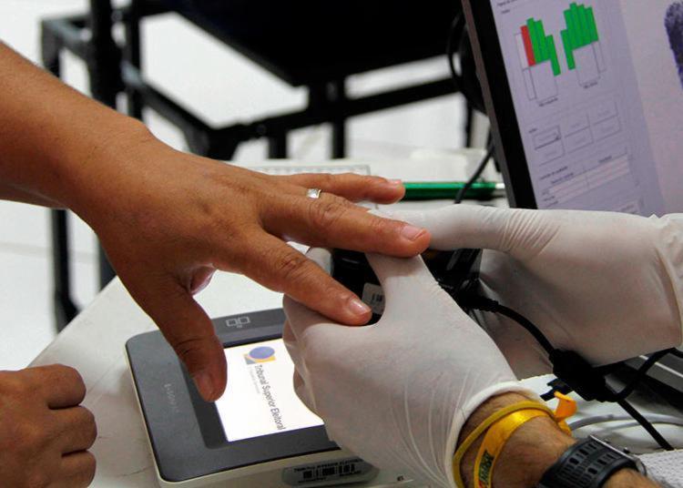 Bahia encerra revisão biométrica em 38 municípios