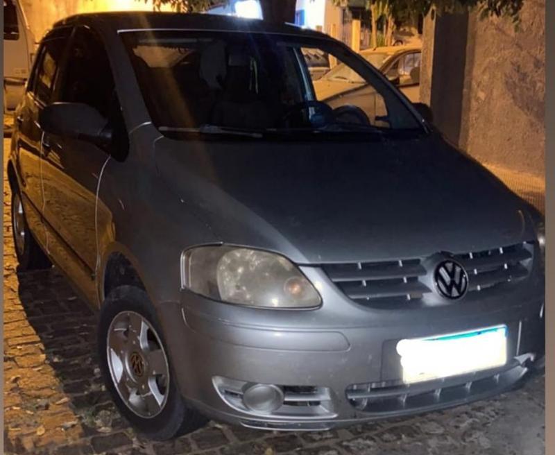 Motorista embriagado colide contra viatura policial em Malhada de Pedras