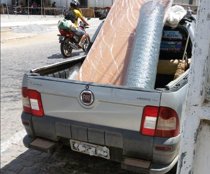 Veículo que havia sido roubado em São Paulo é recuperado pela PM em Aracatu