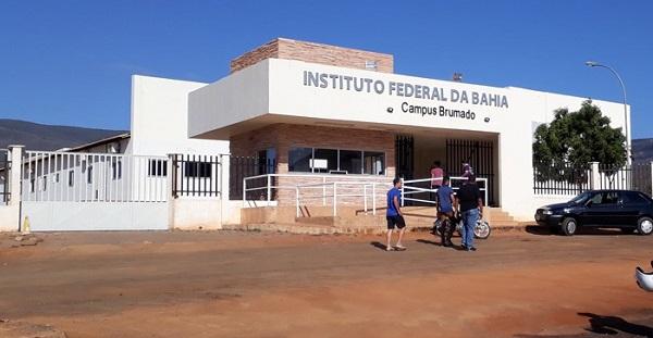 IFBA Campus Brumado tem vagas para professor; inscrições vão até esta quinta-feira (04)