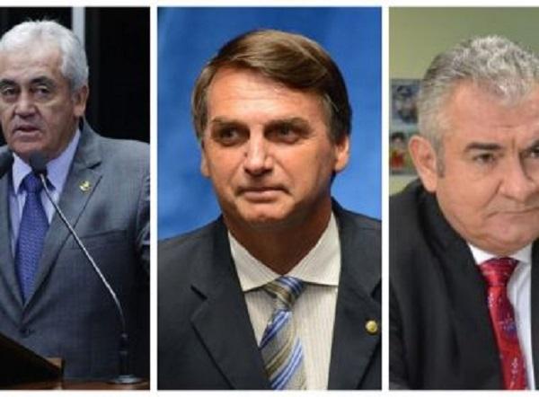 'Menos Brasília e mais Brasil': Senadores da Bahia 'aderem' a Bolsonaro com municipalismo