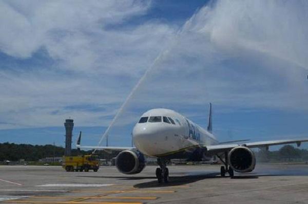 Malha aérea da Bahia recebe duas novas rotas