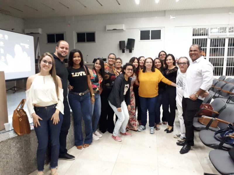 Equipes do SAMU 192 de Brumado participam de importante treinamento com o renomado médico Dr. Paulo de Tarso