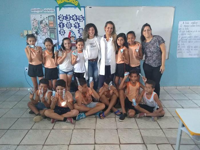 Secretaria de Saúde de Malhada de Pedras continua com atividades do Programa Saúde na Escola