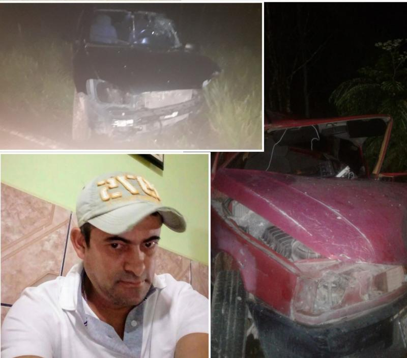 Acidente na Ba-142, trecho entre Ituaçu e Barra da Estiva deixa uma pessoa morta e duas feridas