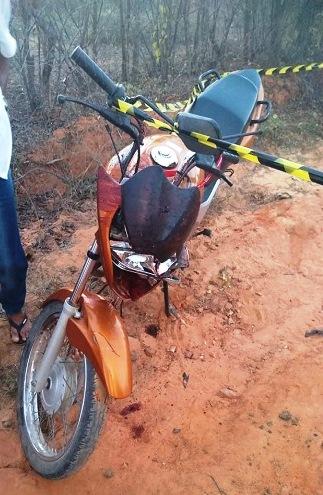 Colisão entre motos deixa uma vítima fatal na zona rural de Brumado