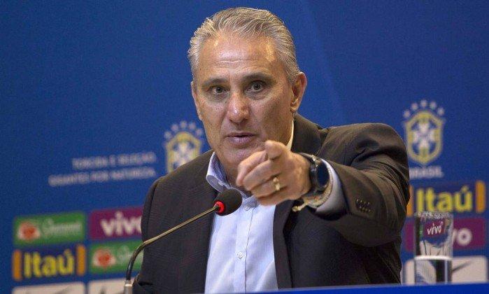Veja a lista de convocados da seleção brasileira para a Copa do Mundo