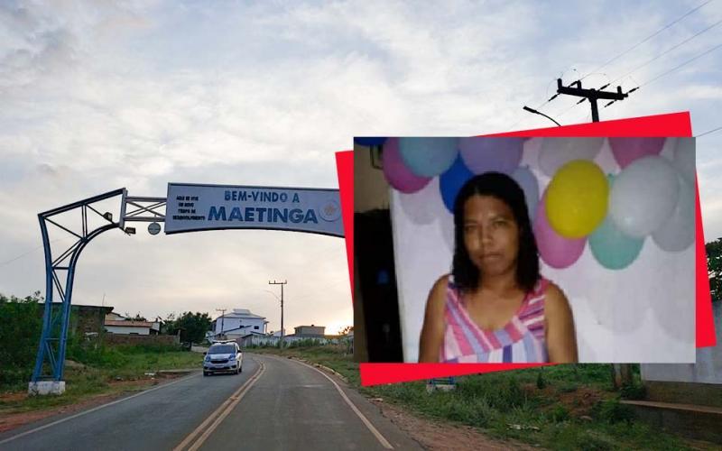 Mulher natural de Jânio Quadros  é morta pelo Marido na Zona Rural de Maetinga