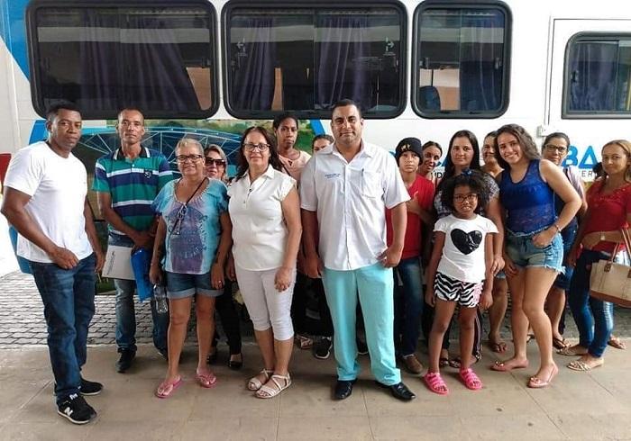 Prefeitura de Rio do Antônio participa do 2° Mutirão da Saúde pela Policlínica Regional de Guanambi