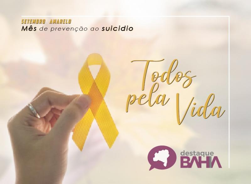 Cartilha traz orientações para sociedade sobre prevenção ao suicídio