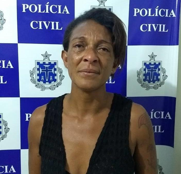 Polícia Civil prende mulher condenada por tráfico de drogas em Livramento de Nossa Senhora