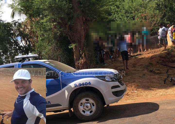 Homem é encontrado morto Caculé; a suspeita é que tenha recebido uma descarga elétrica