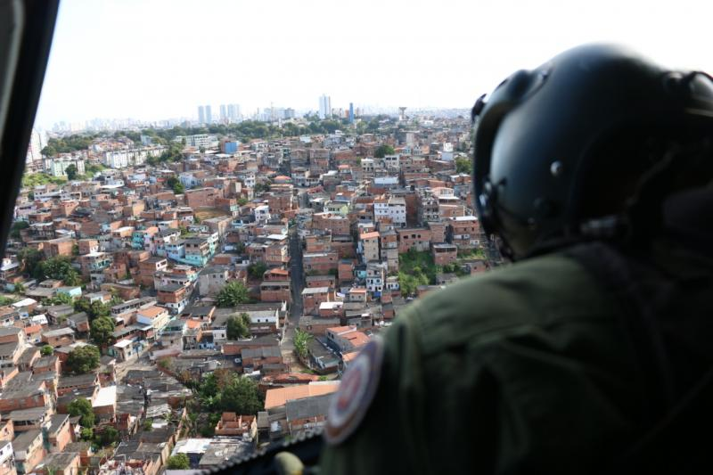 Bahia: Setembro supera agosto e fecha com menor número de mortes violentas desde 2012