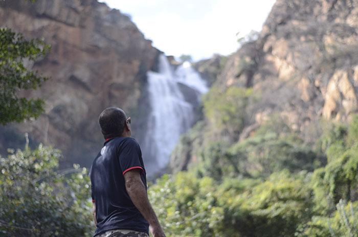 Voluntário resgata e preserva santuário ecológico em Livramento; veja o vídeo