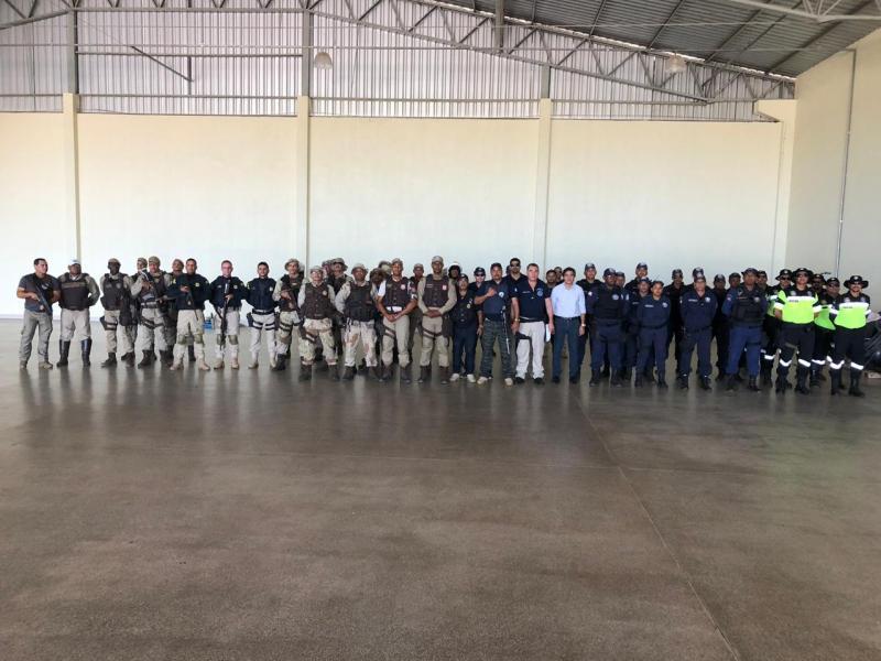 Polícia deflagra Operação Saturação e prende dois em flagrante em Luís Eduardo Magalhães
