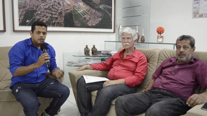 Vídeo: Em coletiva de imprensa, prefeito de Brumado fala sobre parecer do Ministério Público Eleitoral Estadual
