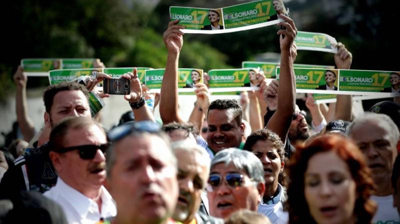 Último fim de semana antes da eleição é marcado por atos pró e contra Bolsonaro