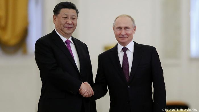 Rússia e China se unem contra guerra comercial dos EUA