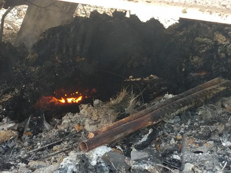 BA: carro explode em fuga da polícia e 5 morrem após tiroteio