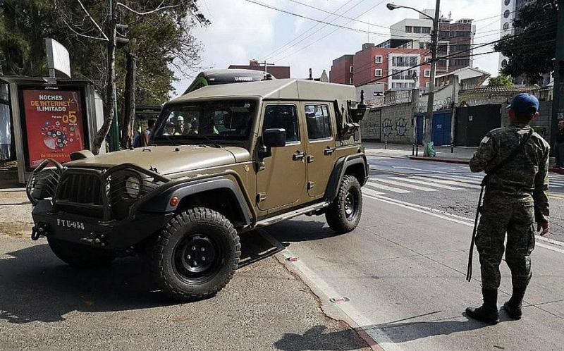 Camaçari receberá fábrica para construção de veículos militares