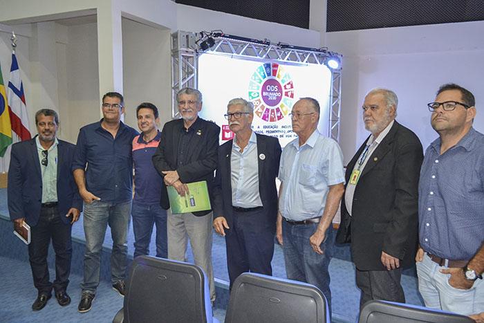 'Vamos aprender com Brumado, Eduardo é o prefeito mais bem preparado da Bahia', Diz Henzem Gusmão prefeito de Conquista