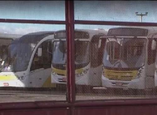 Com 74 ônibus retidos, Prefeitura de Vitória da Conquista decreta situação de emergência