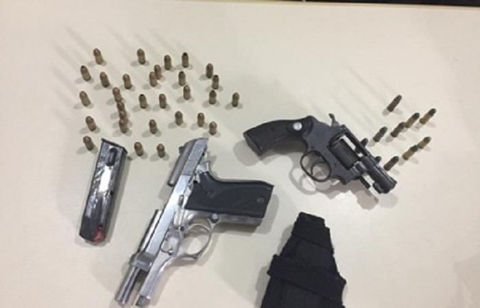 Homens são encontrados com drogas, armas e munições durante ação em Itabuna