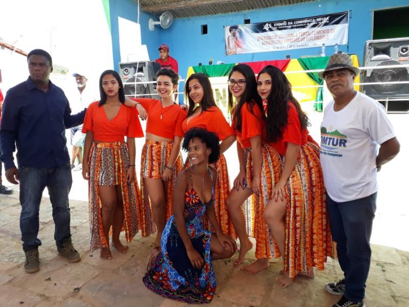 Comunidades quilombolas realizam comemorações do Dia Nacional da Consciência Negra em Barra da Estiva