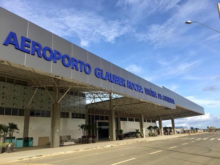 Primeiro voo do novo aeroporto de Vitória da Conquista acontece hoje à noite