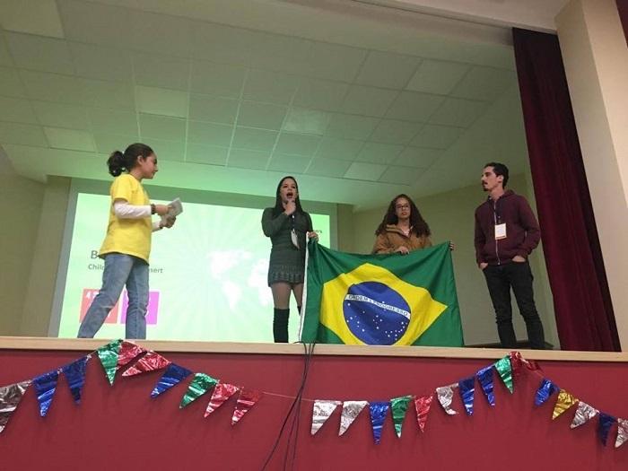 Programa Criativos na Escola: Município de Rio do Antônio representa a Bahia na Itália