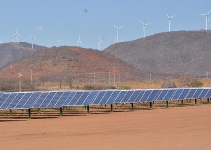 Bahia lidera na geração de energia solar e eólica no país