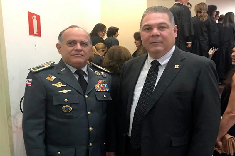 Presidente da Câmara de Brumado marcará audiência com o Comandante Geral do Corpo de Bombeiros da Bahia buscando instalação de unidade em Brumado