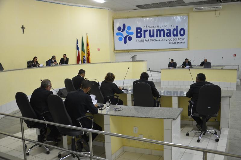 Câmara de Vereadores de Brumado tem contas relativas a 2017 aprovadas