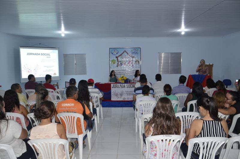 Prefeitura e Assistência Social realizam Jornada Social em Malhada de Pedras; veja o vídeo