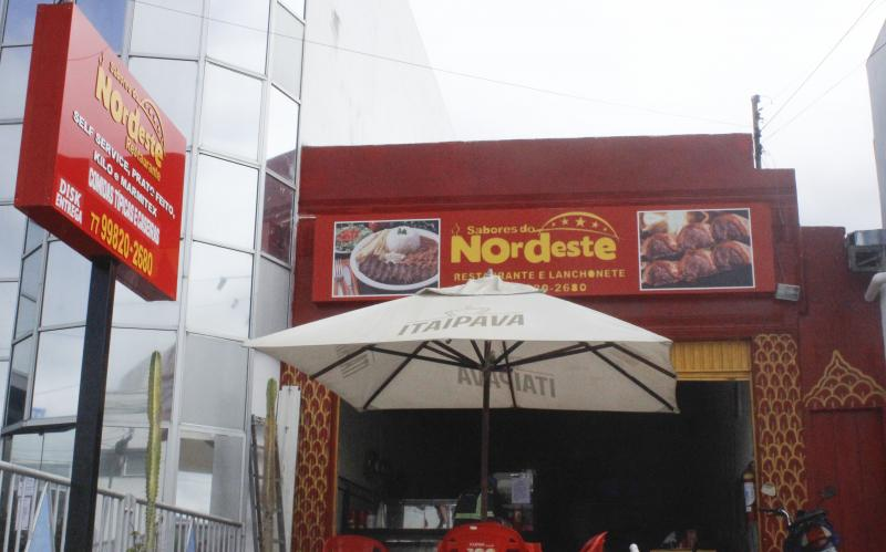 Brumado: Restaurante Sabores do Nordeste, mas moderno e com preços promocionais nas suas refeições