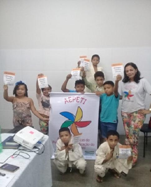 """Proteção ao Adolescente: Sesoc de Brumado dimensiona Campanha """"Todos juntos contra o Trabalho Infantil"""""""