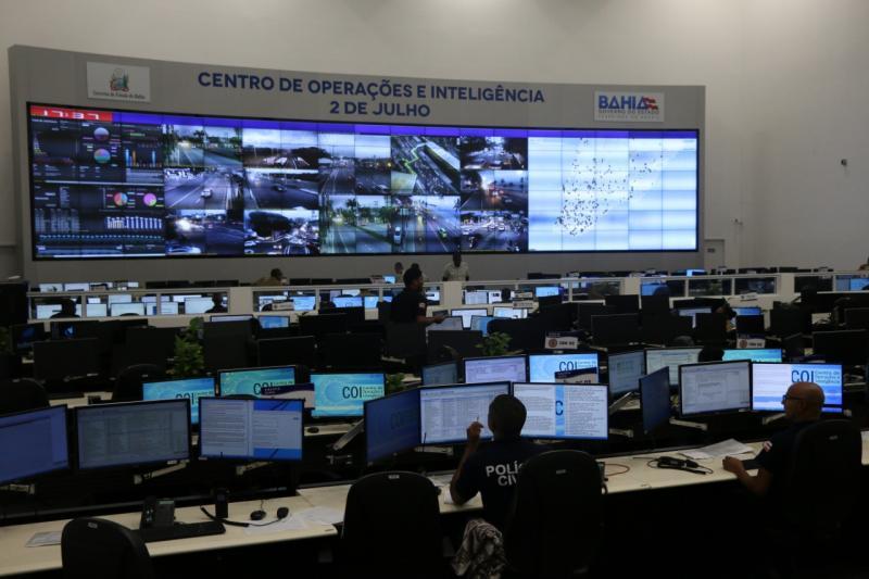 Tecnologia de Segurança utilizada na Bahia será demonstrada em Brasília