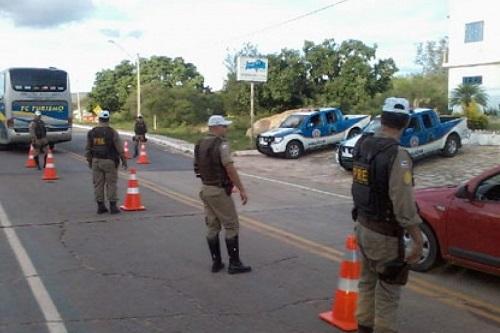 Bahia: PRE intensifica policiamento nas estradas durante o São João