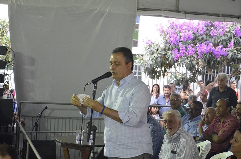 Visita do governador  Brumado acontecerá no Clube Social